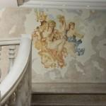 Античная фреска