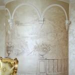 Рельефная роспись