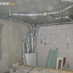 Приточно-вытяжная система вентиляции с рекуператором