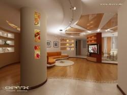 Ремонт квартиры в теплых цветах
