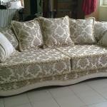 Классический диван со спальным местом