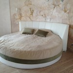 круглая кровать в Минске