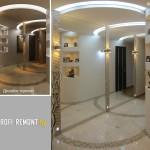 Зеркало для расширение коридора