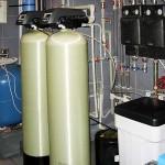Система умягчения воды в доме
